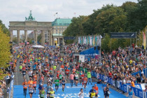 New block of starting spots for the BMW BERLIN-MARATHON via Run for CHILDREN
